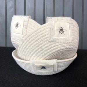 Handmade Rope Bowls